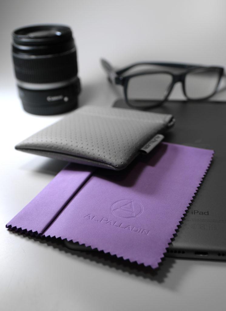 Наноплаток, очки, объектив, ipad